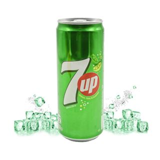 NƯỚC 7 UP LON 330ML