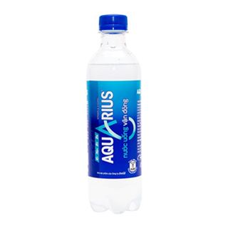 NƯỚC  AQUARIUS PET 390ML
