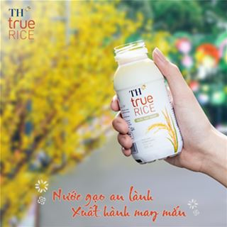 NƯỚC GẠO RANG TH TRUE 300ML