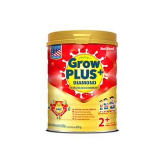 SỮA BỘT GROW PLUS + DIAMOND 2+ 850G